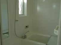 浴室塗装により新品の様な仕上が…