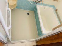 塗装による浴槽のリペア、冷たい…